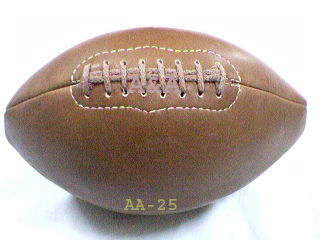 Antique Leather american football