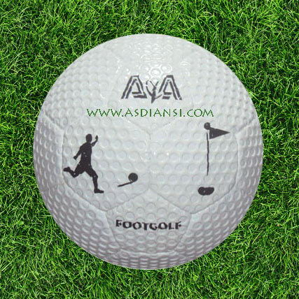 Footgolf ball